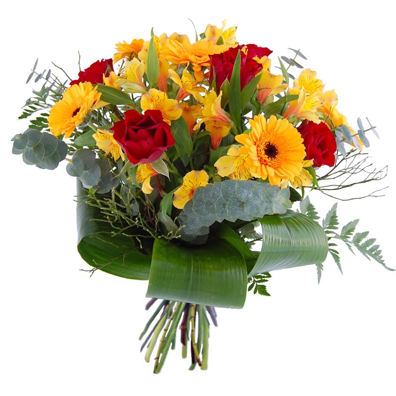 Bukiet Letni Wieczór Kwiaty