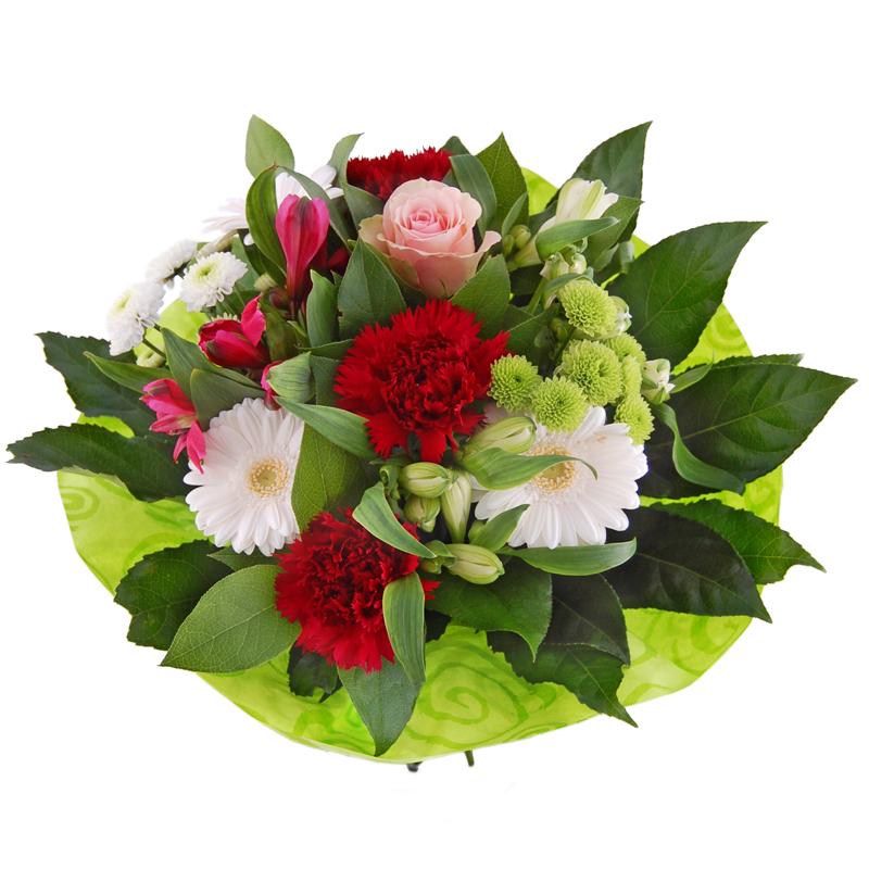 Bukiet radosny dzień Kwiaty