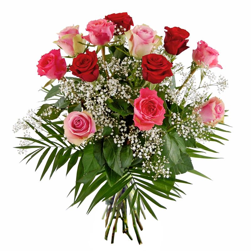 Róże na urodziny Kwiaty