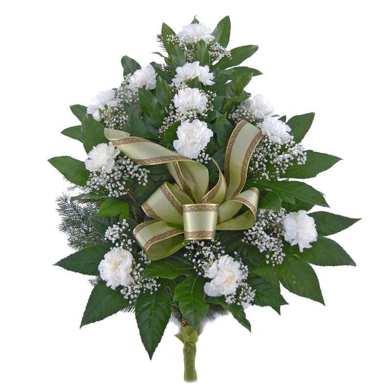Wiązanka pogrzebowa – W objęciach Aniołów Kwiaty na pogrzeb
